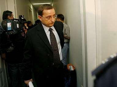 Přítomen čtvrtečnímu soudu byl i náměstek primátora Rudolf Blažek, který byl s jeho verdiktem spokojen.