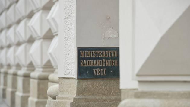 Ministerstvo zahraničních věcí. Ilustrační foto.
