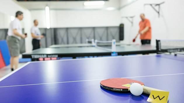 Ping pongový turnaj o plecháček