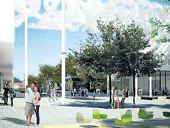 Další čtvrť chystá developer Sekyra Group také na pozemcích nádraží Praha Smíchov. Čeká, že do poloviny tohoto roku se mu podaří dosáhnout na změnu územního plánu. Pokud ano, rád by s výstavbou Smíchov City začal v roce 2016.