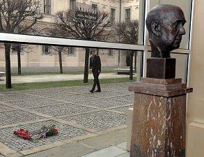 Vzpomínkový akt na Jana Masaryka