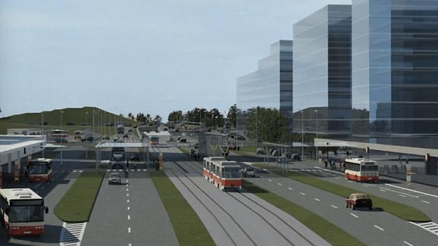 Praha připravuje tramvajovou trať na Jižní Město.