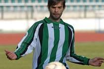 KANONÝR. Lukáš Zilvar, útočník Uhelných skladů, se stal s osmi góly nejlepším střelcem zimního turnaje Royal Cup.