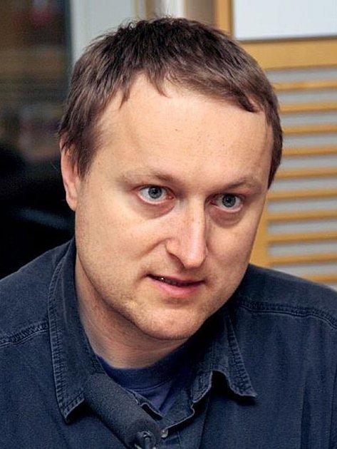 Historik Tomáš Jakl.
