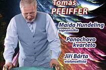 Koncert Tomáše Pfeiffera