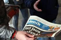 V pondělí 25. dubna 2016 vyšel nový Pražský deník.