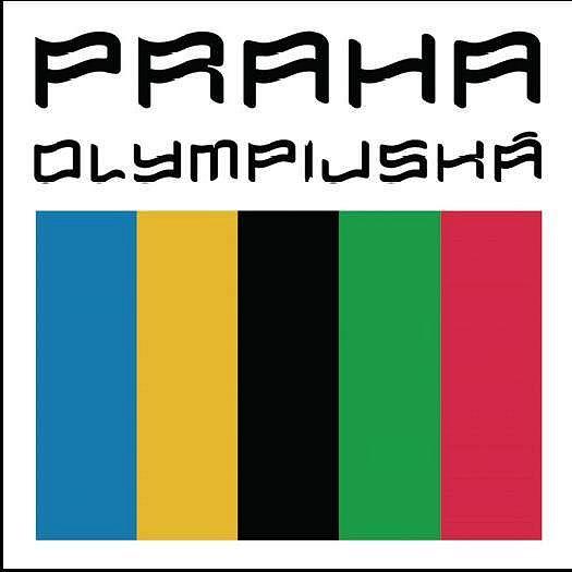 Prozatimní symbol pro aktivity Prahy olympijské.