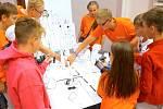 Studenti 1. Slovanského gymnázia se zúčastnili mezinárodního tábora Škola Rosatomu