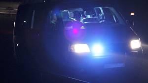 Policejní honička v Jincích