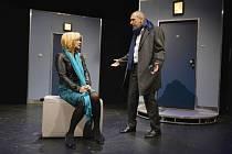 Divadlo Kalich ve čtvrtek uvádí hru Ani s tebou, ani bez tebe