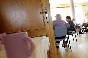 Speciální zařízení pro lidi s Alzheimerovou chorobou. Ilustrační foto.