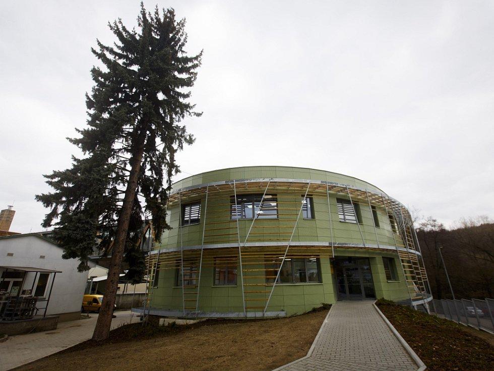 IKEM. Pavilon Centra experimentální medicíny Z7 Elipsy