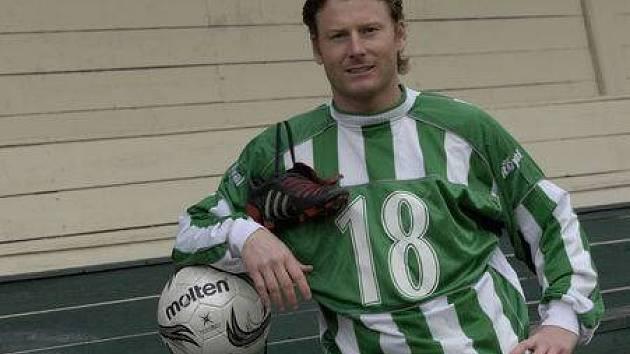 KRÁL PRAŽSKÝCH KANONÝRŮ. Jan Fíček z Meteoru se stal s 31 góly nejlepším fotbalovým střelcem metropole.