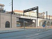 Modernizace železniční trati Praha – Kladno s odbočkou na Letiště Václava Havla