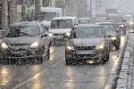 Sněžení. Ilustrační foto.