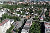 Pohled na čtvrť Řepy. Ilustrační foto.