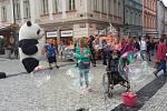 Nová vyhláška o buskingu vyžene z ulic Prahy jen některé atrakce.