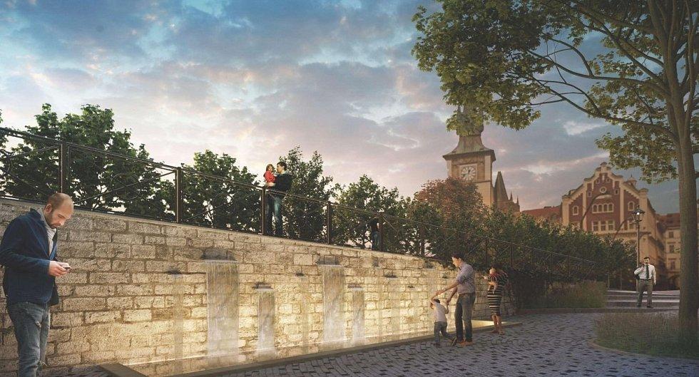 Praha 1 zpochybnila závěr ČIŽP ve sporu o kácení javoru při realizaci projektu tzv. Annenského trojúhelníku.