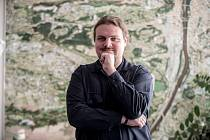 Starosta Prahy 5 Daniel Mazur.