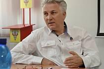 Ředitel pražských záchranářů Zděnek Schwarz.