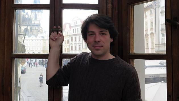 Ředitel Skautského institutu Miloš Říha