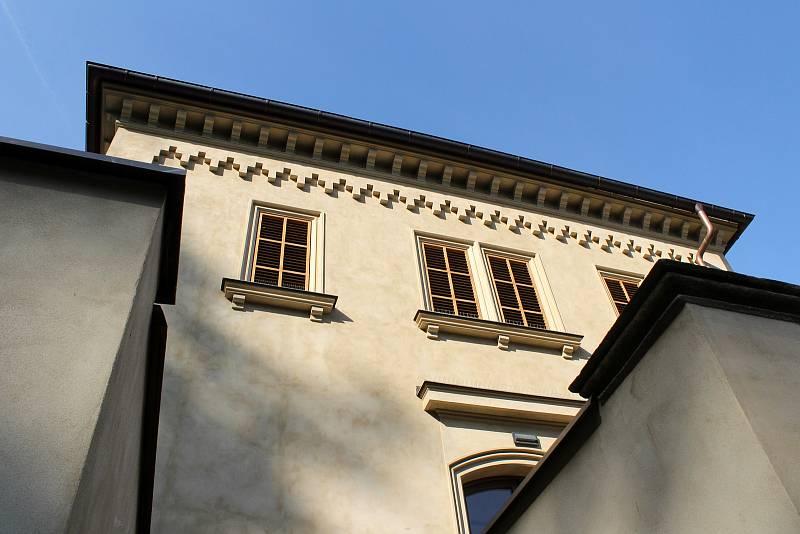 ŠLECHTOVKA - Barokní letohrádek ze 17. století v Královské oboře - Stromovce, bývalá Šlechtova restaurace