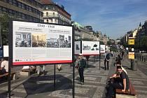 Výstava Historické osmičky mapují české dějiny od roku 1348 do roku 1918.