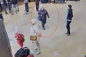 Hledaná žena se sama přihlásila policii.