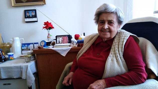 Marie Štěňhová.