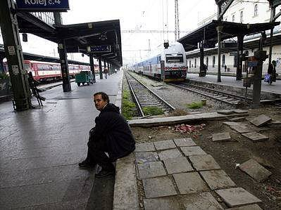 Masarykovo nádraží.