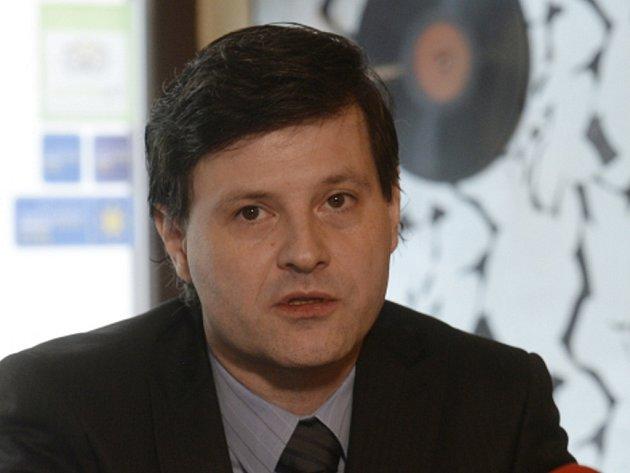 Pavel Hasenkopf.