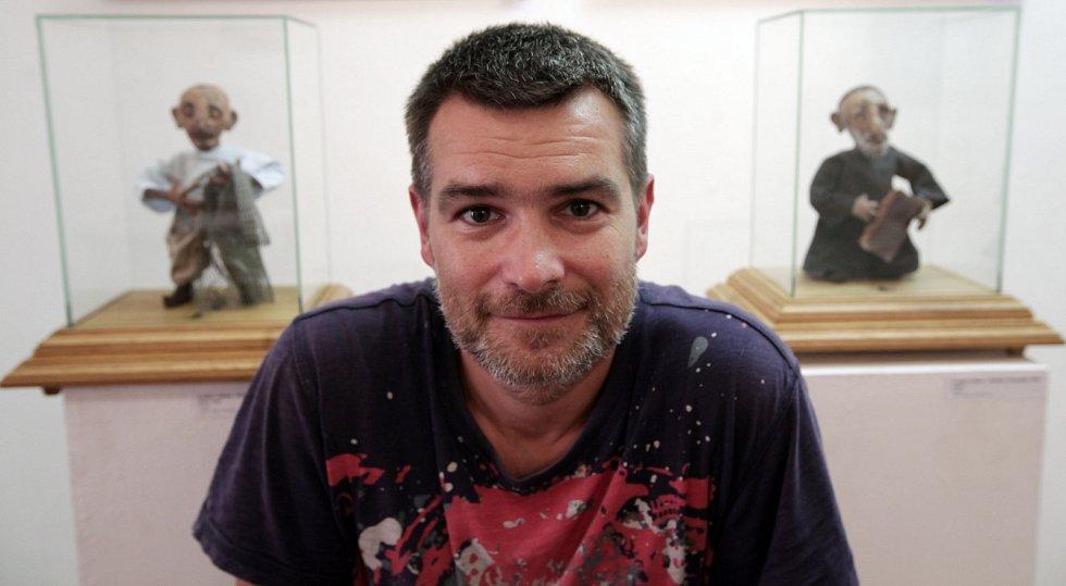 Martin Velíšek a Aurel Klimt – Filmové loutky. Výstava v Galerii Millennium bude k vidění od 5.8. do 6.9. 2015.