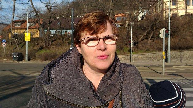 Romana Štěpničková.