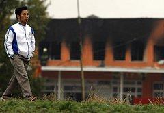 Asijské tržnice SAPA lehla popelem. Komplex přezdívaný také Malá Hanoj byl značně poškozen. Vietnamský sklad obuvi a textilu pak zcela zničen.