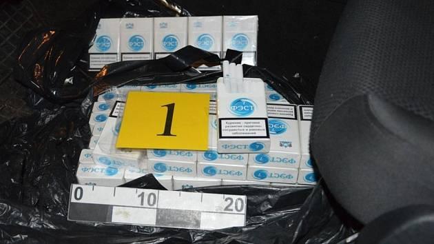 Při akci s krycím názvem Dental byla zadržena organizovaná skupina pašeráků cigaret.