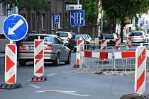 Praha (22. 6. 2017) – Chybné nebo nevyhovující dopravní značení