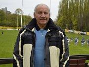 Bývalý ragbyový reprezentant a trenér Eduard Krützner.
