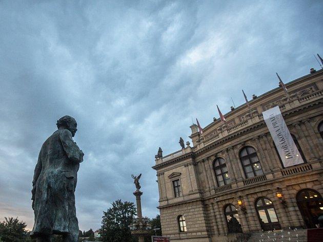 Dvořákova Praha. Ilustrační foto.
