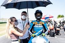 Oliver König prožil v Itálii nabitý víkend. V nedělním závodě dojel na skvělém osmém místě.