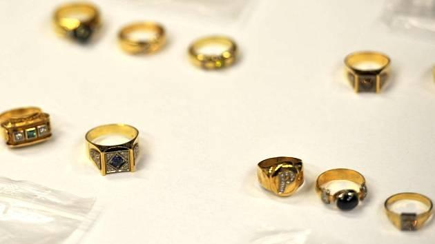 Šperky. Ilustrační foto.