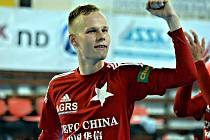 Jan Homola futsal Slavia Praha Dražovice vicemistr ligy ČR