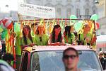 Studenti ve Stromovce v pátek 6. května oslavovali svůj tradiční svátek – majáles.