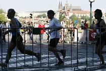 Volkswagen Marathon Praha. Ilustrační foto.