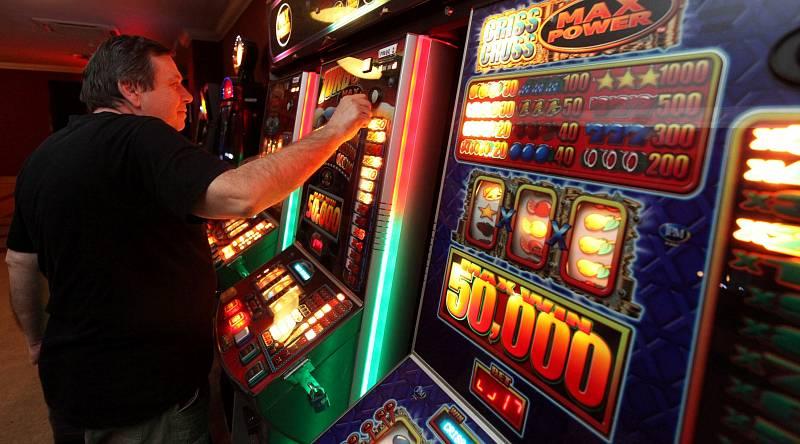 Herny,hrací automaty,hazard…