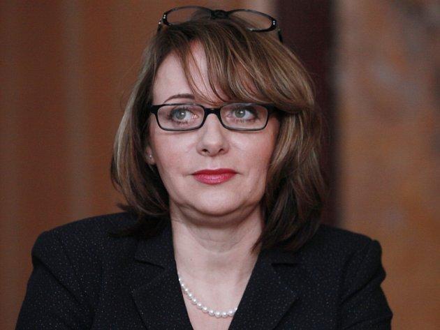 Adriana Krnáčová.