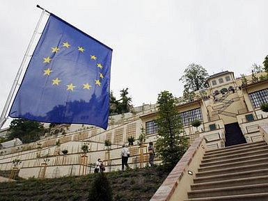 PAMÁTKY V KRAJINĚ A KRAJINA JAKO PAMÁTKA. Během Dnů evropského dědictví budou pro Pražany otevřeny především zahrady. Na snímku je Fürstenberská pod Pražským hradem.