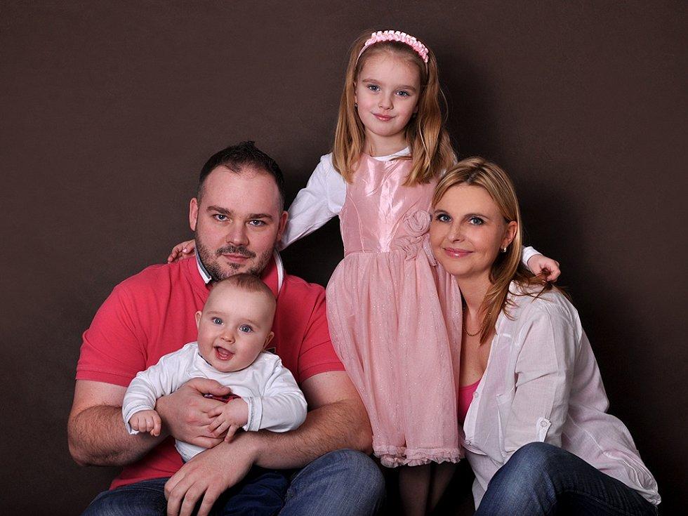 Linda Vlásková a je už pátým rokem šéfcukrářkou v síti restaurací Coloseum.