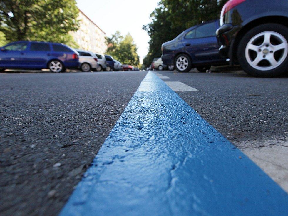 Modrá zóna. Ilustrační foto.