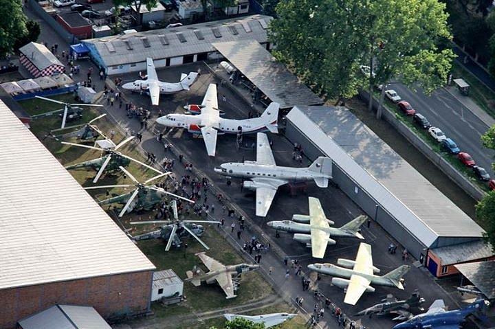 Otevření leteckého muzea Kbely do nové výstavní sezóny