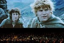 Promítání druhé části filmové trilogie Pán prstenů: Dvě věže za doprovodu 250 členů symfonického orchestru, sboru a zahraničních sólistů.